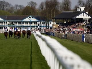 There is racing from Windsor on Monday